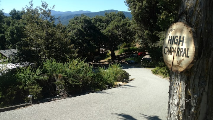 Sunny Home Above Carmel Valley (SR)