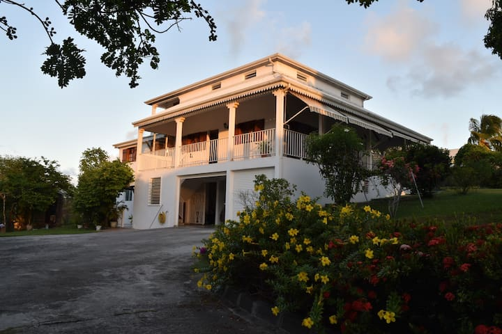 Villa le Manguier