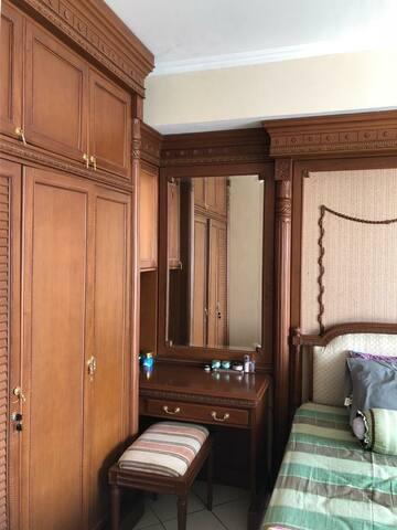 Istana Negara, view dd Monas, comfort to