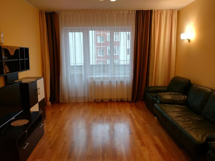 Luxuary 2 room apartment(65m2)