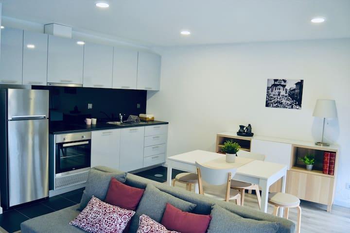 Capela Nova Apartment