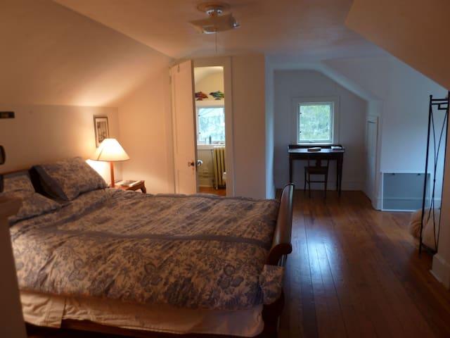Cozy Attic Space in Princeton