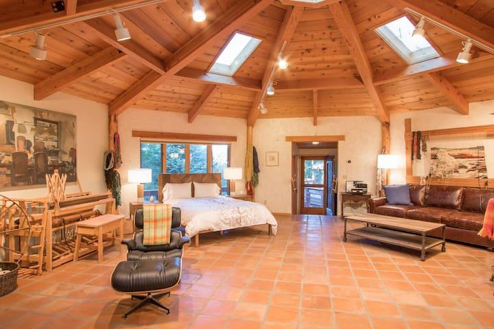 Idyllwild Tree House and More! (RVC-252) - Idyllwild-Pine Cove - Stuga