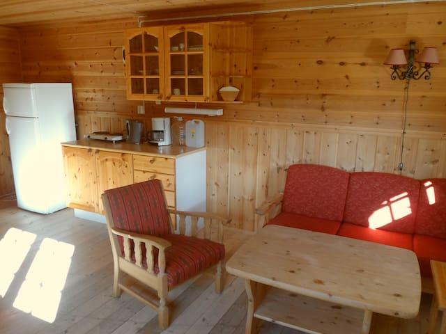 Hytte nr. 4 Øyberg Sæter
