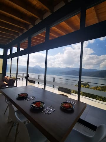 Beautiful Landscape Flat in Valle de Bravo Karla