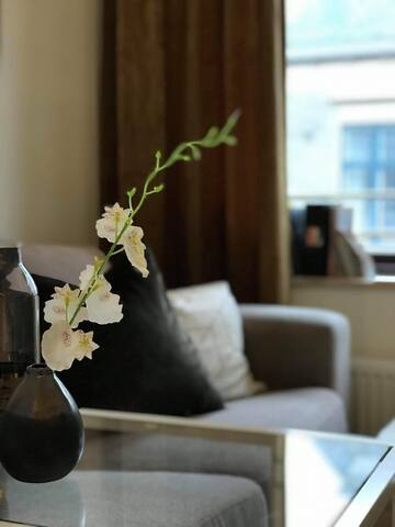 (City center apartment) Fin leilighet i sentrum