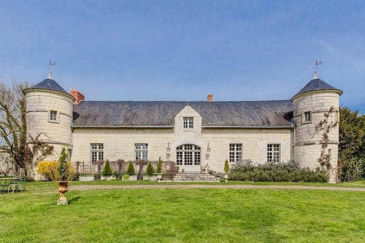 Manoir Anoir at Pays de la Loire