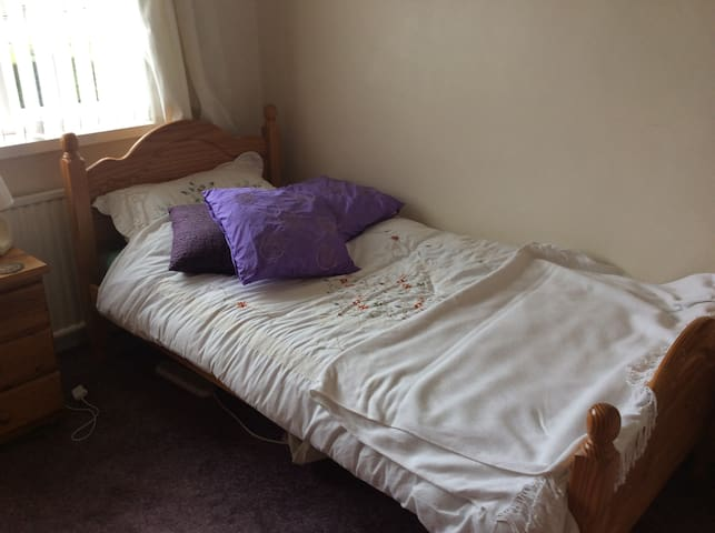 Room in house in East Belfast (Female guests only) - Castlereagh - House