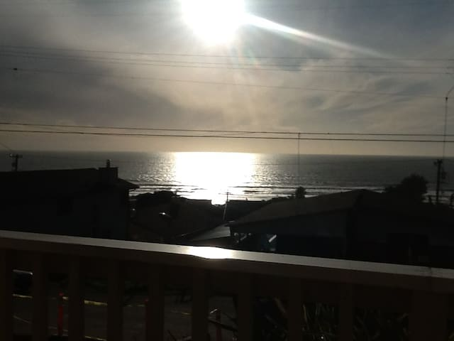 Cute apartment with ocean view! - 卡尤科斯(Cayucos) - 公寓
