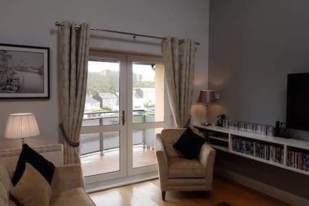 2 Bedroom Harbourside Apartment, Newport, Mayo