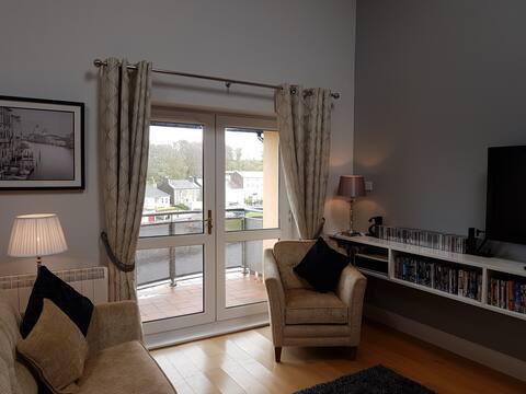 2 Bedroom Harbourside Apartment, Newport, Mayo