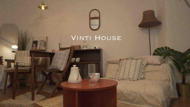[Newopensale]-Vinti House^_^-4min Hongik stn.