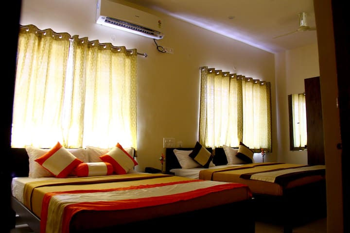 Family Ac room Near Mysore Palace