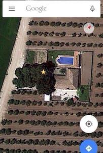 Casa de campo en campiña Sevillana - Ecija