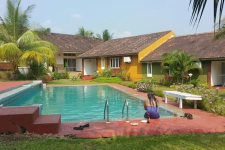 Villa in Ginger Tree Resort, Anjuna - Anjuna