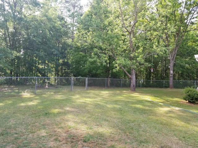 Fort Gordon & MASTERS! Great Yard for Kids & Pets!