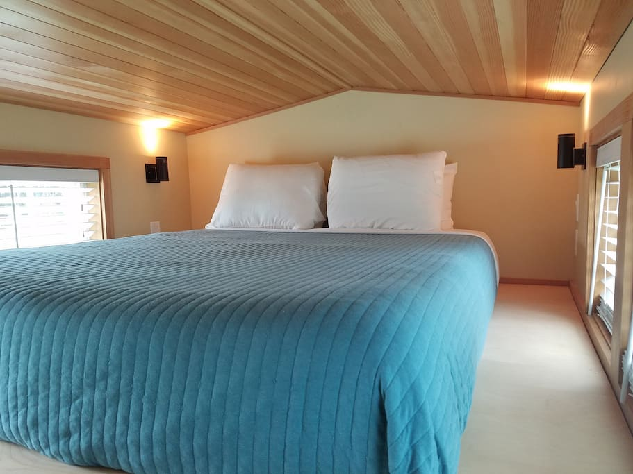 The Maple Tiny Home at Mill Creek Ranch Resort, Canton, Texas
