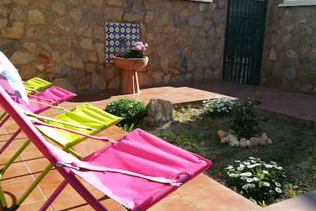 Beautiful chalet, 300m from the beach, Aguadulce - Roquetas de Mar - Chalet