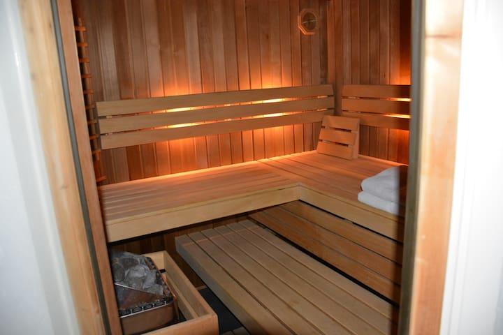 Ruime B en B/ appartement met Sauna! - Drachten - Condomínio