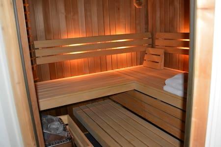 Ruime B en B/ appartement met Sauna! - Drachten