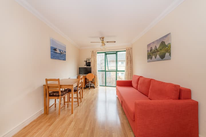 Large 1 Bed Flat in the heart of Westminster SW1P