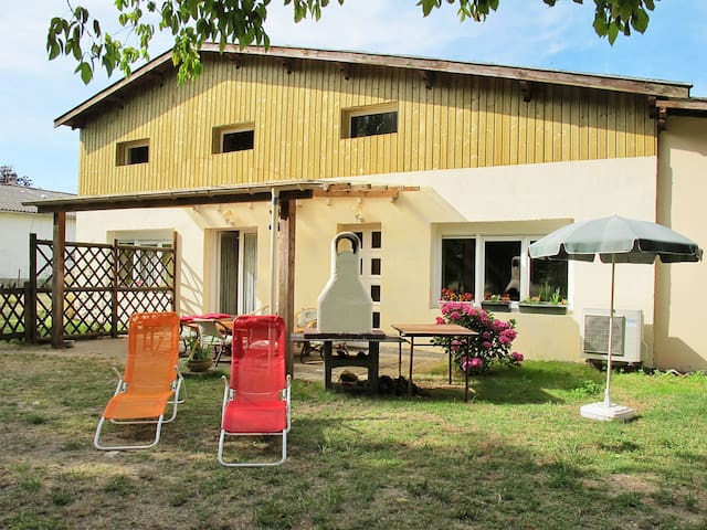 Holiday home in Vendays Montalivet for 8 persons