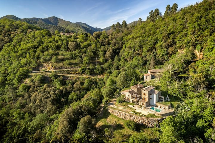 La Peyrarié, 4 star countryhouse in the Cevennes