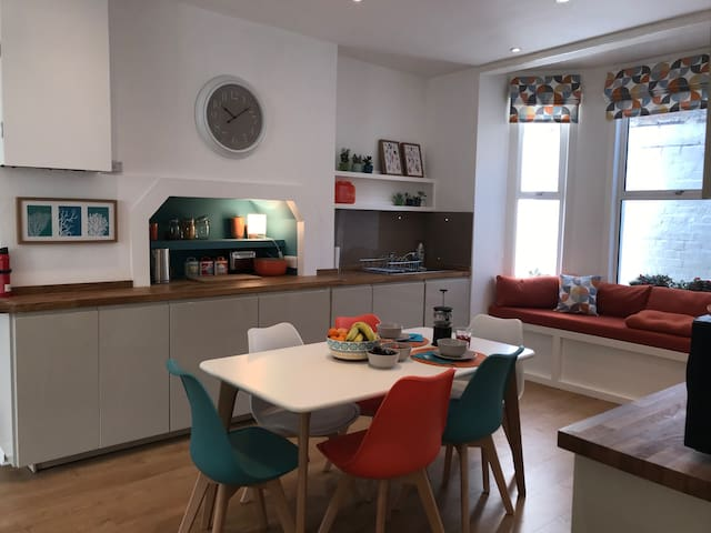 Beautifully refurbished apartment, Broadstairs