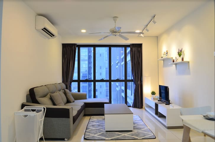 PJ Centre 2-7pax Near Sunway, Midvalley,KLCC 中文房东