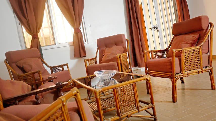 Appartement simple et discret - Cotonou - Apartamento