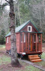 Tiny House on Wheels near Mt Baker