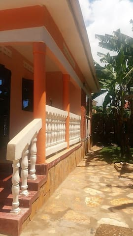 Lovely Two bedroom house in Muyenga, Kampala