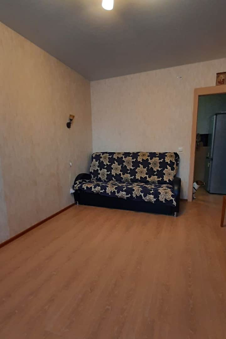 Милая,маленькая,уютная квартира.
