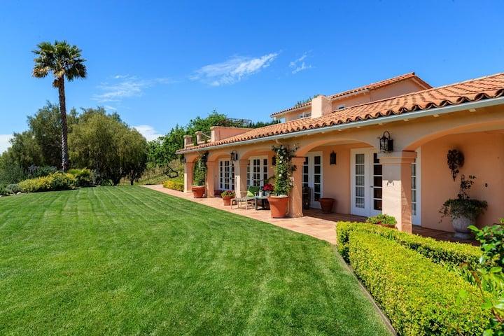 Vineyard Hacienda-Santa Ynez Valley