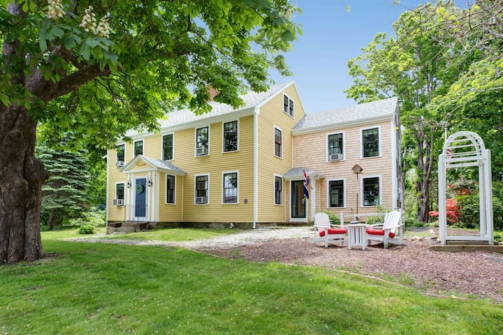 Gorgeous Cape Cod Summer House, No Service Fee!