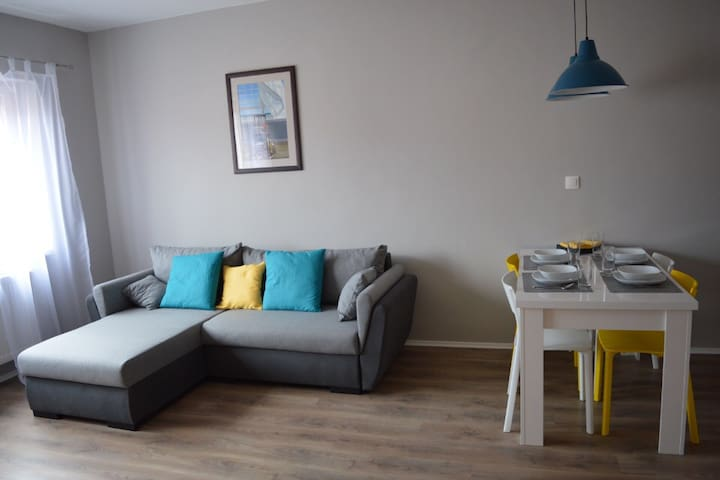 Color Apartment, City Center - Pécs - Pis