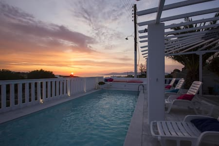 Studio for 2 persons - Mikonos - Byt