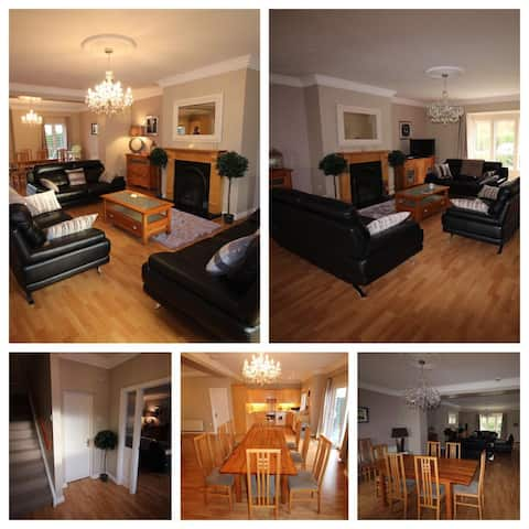 Jan&Feb discounts on 4bed house on Mount Wolseley