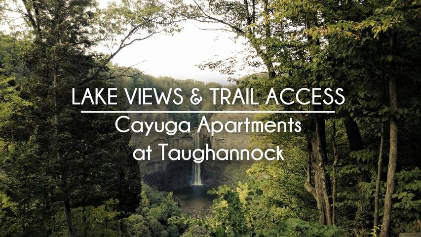 Cayuga Apartments at Taughannock - Trumansburg - Appartement