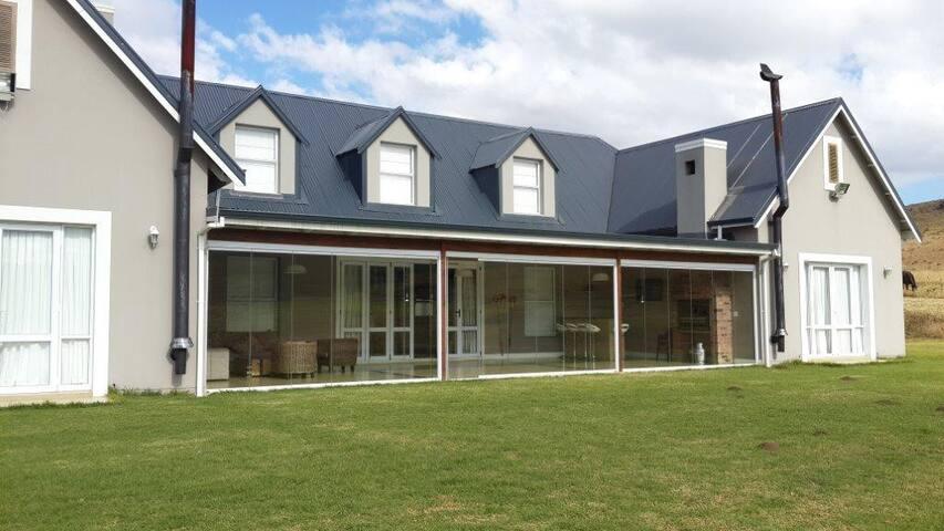 Rutland Ridge Farm House