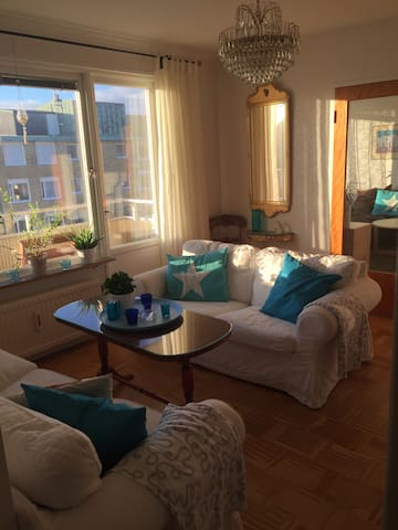 Large apartment 10-20 minutes from everything - Göteborg - Apartemen