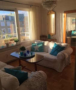 Large apartment 10-20 minutes from everything - Göteborg - Wohnung