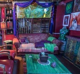 Zen Room at The Magic Garden Calvinia