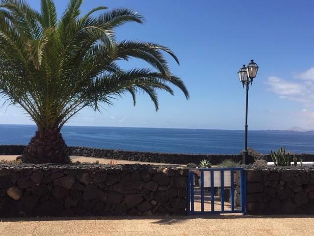 Casita Vista del Mar Playa Blanca Pool Garten neu