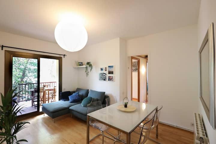 ARENA -  Apartamento Gavà Mar (a 5 min de playa)