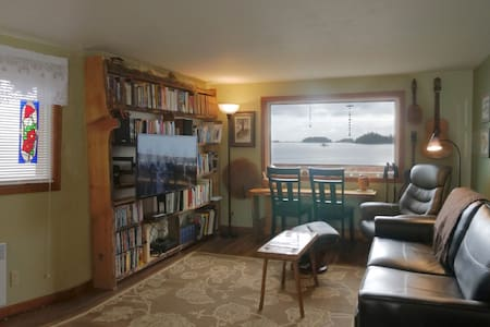 Sitka Tidepools -- Vacation home on the ocean.
