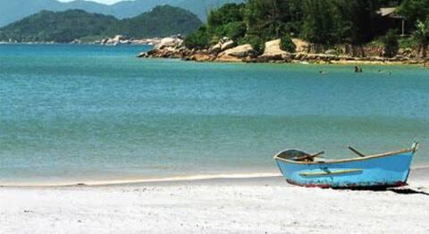 Aluguel de casa na praia da Pinheira - 02