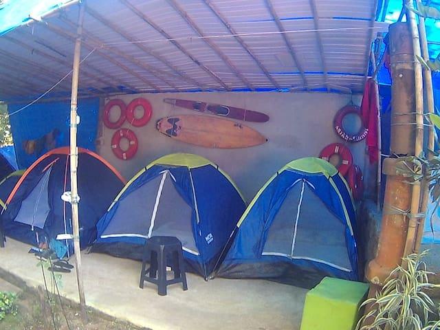 Camping da Cachoeira