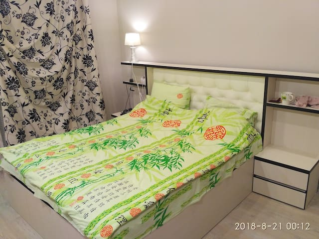 Home Neklyudovo