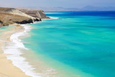 Bungalow surf&chillout Costa Calma Free WIFI